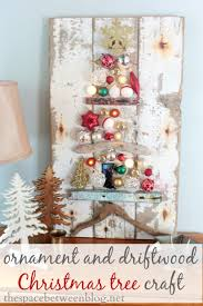 upcycling idea christmas tree craft