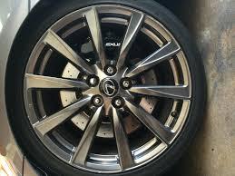 lexus isf san diego ca stock lexus isf wheels style 08 09 clublexus lexus forum