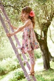 fashion for kids girls how to wear floral print for summer