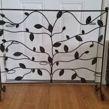 Texas Fireplace Screen by Best Metal Fireplace Screen Candle Holder For Sale In New