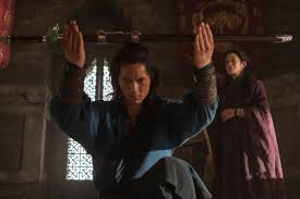crouching tiger hidden dragon sword of destiny shrinks the