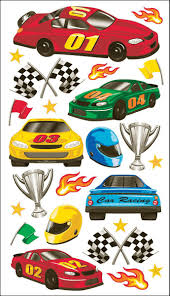 10 best cool truck posters for kids images on pinterest for kids sticko 58 stickers race cars