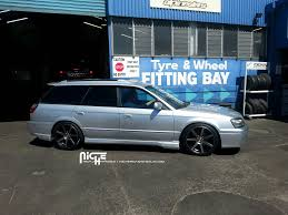 subaru legacy custom gallery niche wheels