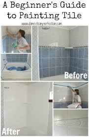 Painting Bathroom Tile by Can You Paint Bathroom Tile U2013 Laptoptablets Us