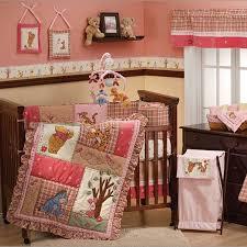 Classic Winnie The Pooh Nursery Decor Bedding Classic Winnie The Pooh Crib Bedding Set