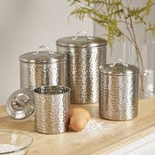 canister kitchen set kitchen canisters jars you ll wayfair ca