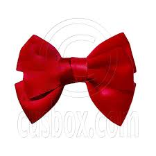 tie ribbon pair adorable 4 5inches 11cm ribbon bowknot bow tie alligator hair