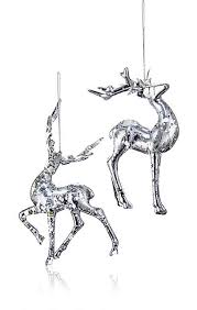 kurt s adler deer ornament barneys new york