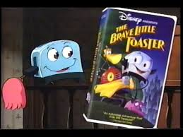 The Brave Toaster The Brave Little Toaster 1987 Teaser Vhs Capture Youtube