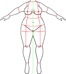 drawings of plus size women the plus size world i found