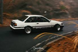 stanced toyota corolla the living legend sato u0027s gorgeous ae86 stancenation form