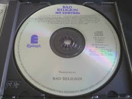 no control discography the bad religion page since 1995