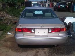 how much is a 2000 toyota camry worth clean toyota camry 2000 lagos cleared reduced price