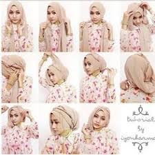 tutorial jilbab remaja yang simple this hijab tutorial is one to wear for any special occasion i would