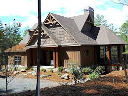 mountain home house plans 4 bedroom rustic house plan with porches stone ridge cottage