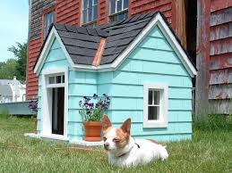 Designer House Plans 10 Designer Doghouses Built For Comfort Diy