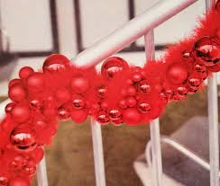 How To Decorate A Banister Beautiful Christmas Decorations That Turn Your Staircase Into A