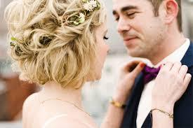 coiffure mariage cheveux coiffures de mariage pour cheveux courts