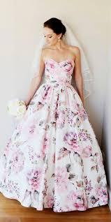 floral wedding dresses floral wedding dress