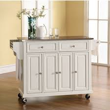 Crosley Steel Kitchen Cabinets by Crosley Furniture Kitchen Islands U0026 Carts Shop Crosley Islands