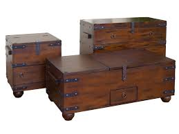 trunk coffee table set 3 functions of trunk coffee table minimalist home design pinterest