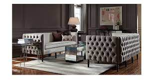 grey velvet tufted sofa tufted sofa 4859