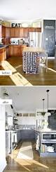 Kitchen Before And After Makeovers Pretty Before And After Kitchen Makeovers