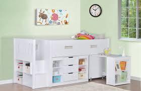 Flair Furnishings Charlie Mid Sleeper Midsleeper Range Products - Mid sleeper bunk bed