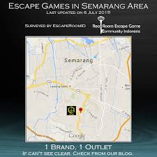 real room escape game indonesia community escaperoomid semarang