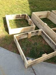 Raised Garden Beds From Pallets - diy raised garden beds out of pallets tag make a garden bed diy