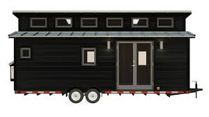 Tiny House Plans Modern by The Cider Box Modern Tiny House Plans For Your Home On Wheels