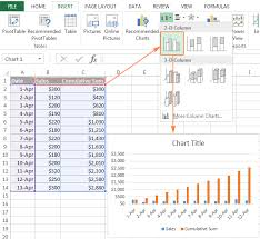 how to make a calculation table in excel how to do a running total in excel cumulative sum formula