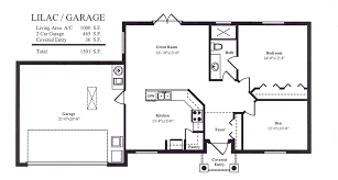 Garage Floor Plans With Living Space Guest House Floor Plan Garage Floorplans Pinterest Architecture