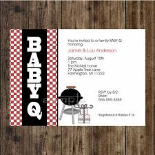 photo coed baby shower invitations templates image