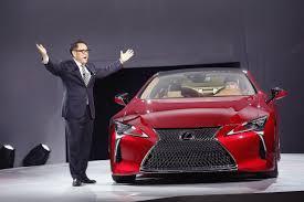 lexus toronto auto show surprises celebrations as detroit auto show opens toronto star