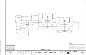 8 unit apartment building plans housing u0026 residence life washington state university