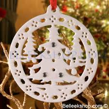 belleek decorations rainforest islands ferry