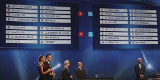 Jadwal Liga Chion Jadwal Lengkap Fase Grup Liga Chions 2016 17 Bola Net