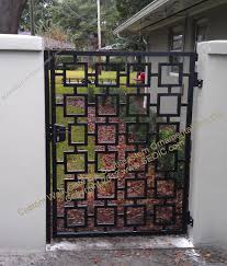 Metal Door Designs Walk Gates Garden Gates Courtyard Gates Security Gates