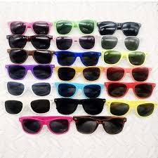 neon party supplies 48 pairs lot customize party sunglasses wholesale neon party