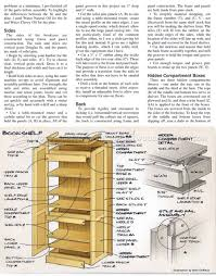Secret Compartment Bookcase Hidden Compartment Bookshelf Plans U2022 Woodarchivist
