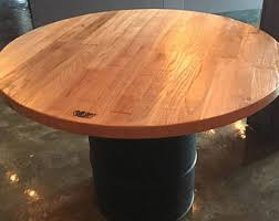 Circle Meeting Table Custom Made Wood Furniture And Handcrafted By Theshoponskaggscreek