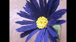 how to make crepe paper most beautiful aster flower ii2017 very