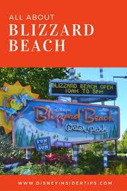 Blizzard Beach Map Más De 25 Ideas Increíbles Sobre Disney Blizzard Beach En