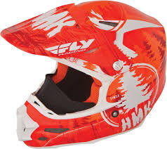 orange motocross helmet 221 08 fly racing hmk f2 carbon pro stamp cold weather 237953