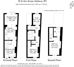 Salisbury Cathedral Floor Plan by 2 Bedroom Terraced House For Sale In St Ann Street Salisbury