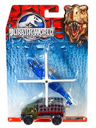 jurassic world vehicles amazon com matchbox jurassic world land and air vehicle