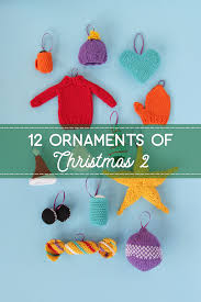 12 ornaments of roundup