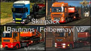 skin pack new year 2017 for iveco hiway and volvo 2012 2013 skin pack bautrans lauterach felbermayr v2 0 1 26 x download