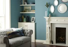 Two Tone Walls Decorating With Grey U2013 Elegant And Contemporary Crown Paints